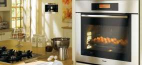 self cleaning oven